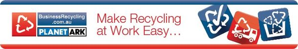 Make Recycling At Work Easy