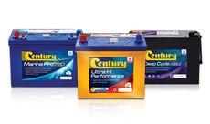 Century car batteries