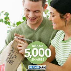 TuShare 5000 Shares Challenge