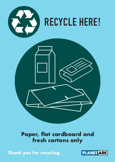 Paper & cardboard with cartons