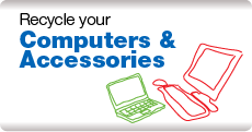 recycle a computer or accessory