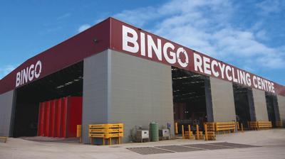 Bingo skip bins