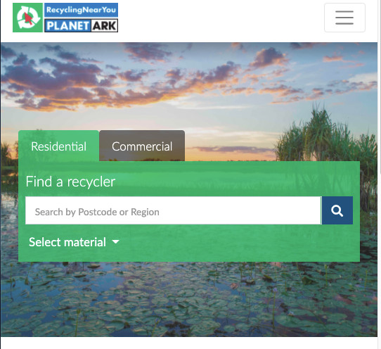Planet Ark - Planet Ark Recycling Near You